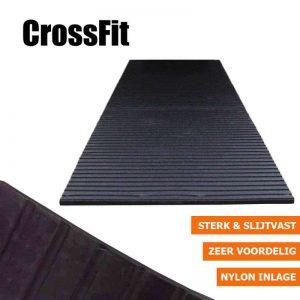 rubberen matten fitness