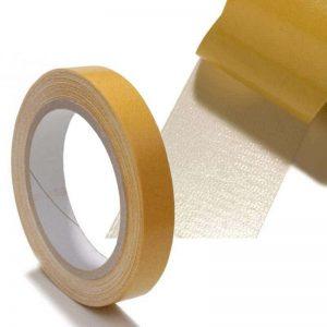 Dubbelzijdig Special tape extra stevig 50mm voor Rubber Sportvloeren