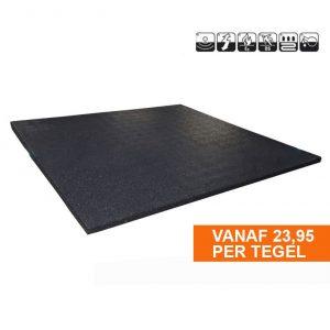 Sportvloer tegels 100x100 1.5cm dik