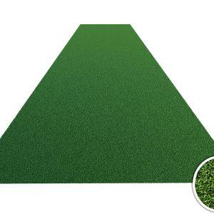 kunstgrasmat groen zonder markeringen en nummers